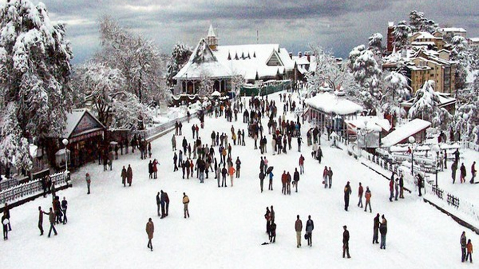 Shimla Tour Package -2Night / 3 Days