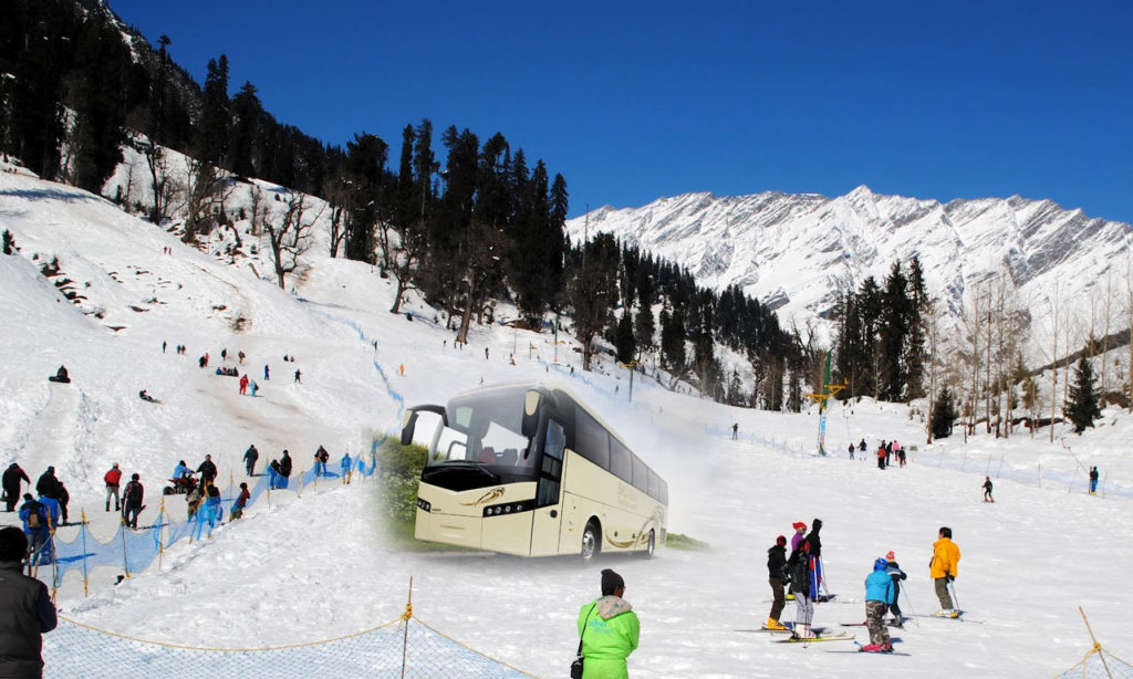 Manali Tour Package From Delhi - 3Night / 4Days