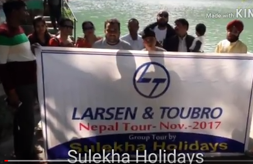 Beautiful Nepal Tour- L& T Tour November 2017