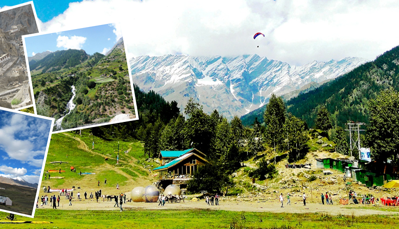 Shimla Kullu Manali Honeymoon Packages -6Night /7Days