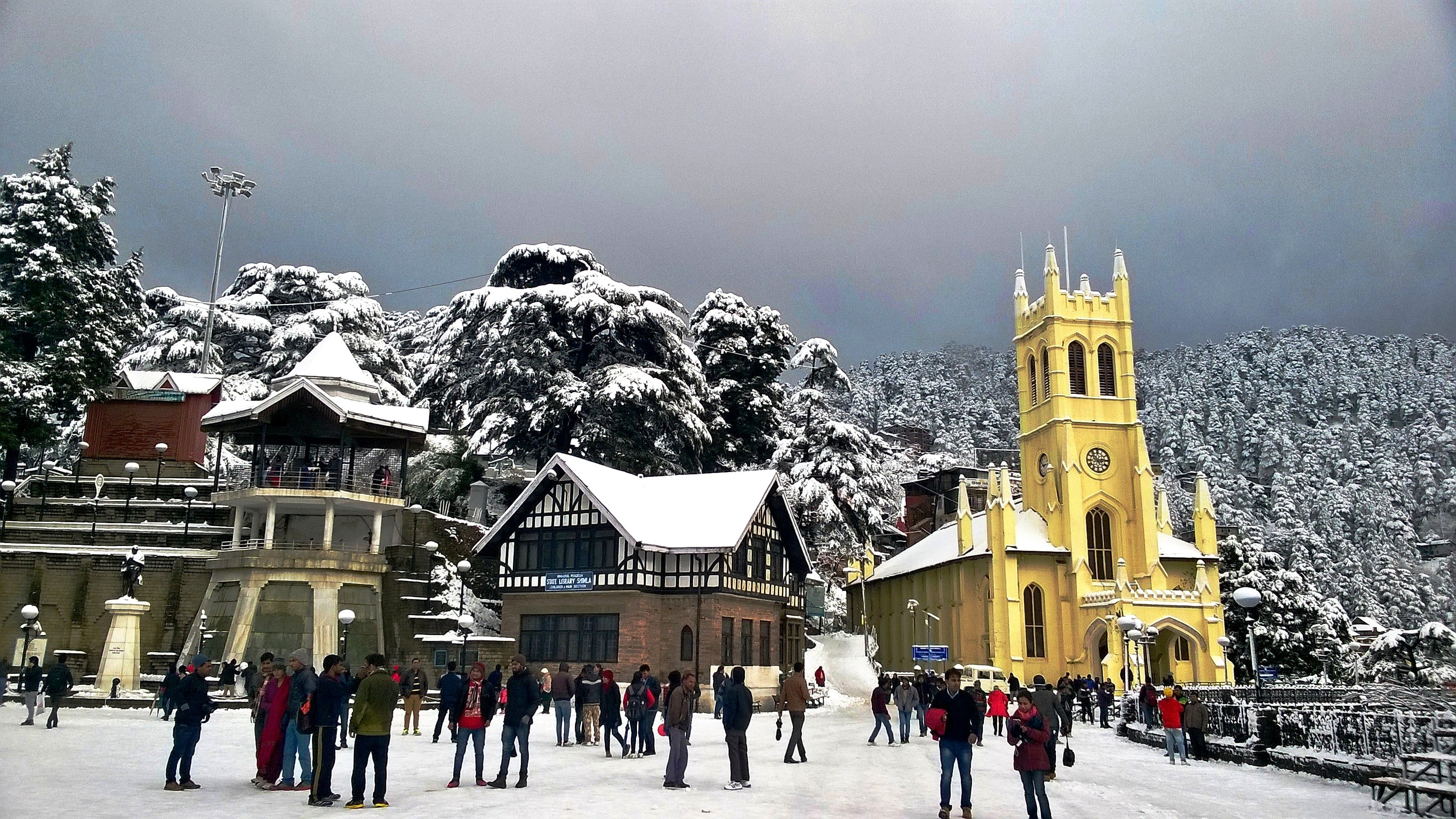 Shimla Calling Tour - 4 Nights / 5 Days