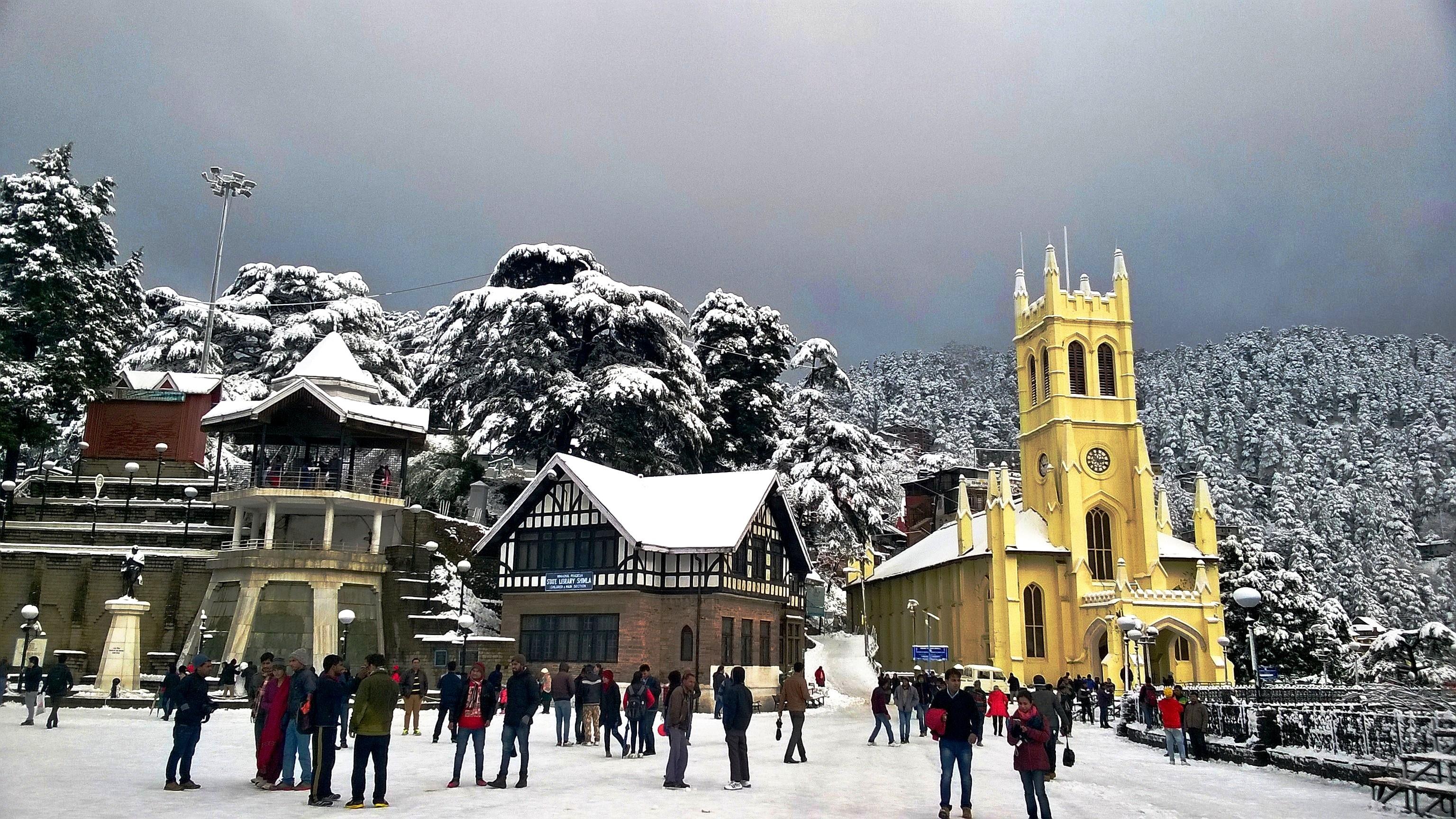 Shimla Calling Tour - 4 Nights / 5 Days