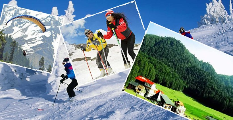 Complete Himachal Packages -9Night/10Days