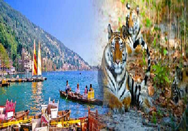 Jim Corbett with Nainital Tour - 5Night / 6Days