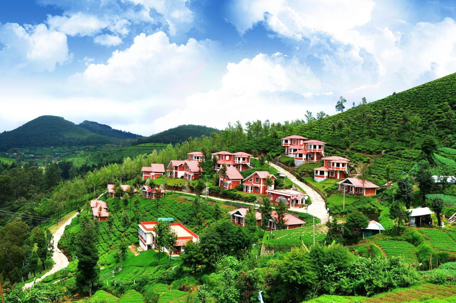 Ooty Kumarakom Tour 8Night/9Days