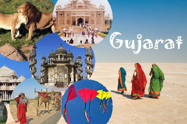 Gujarat Tour Package - 15 Night / 16 Days