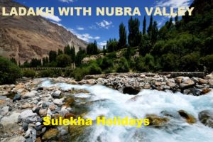 LADAKH WITH NUBRA VALLEY