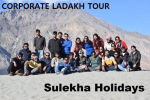 CORPORATE LADAKH TOUR
