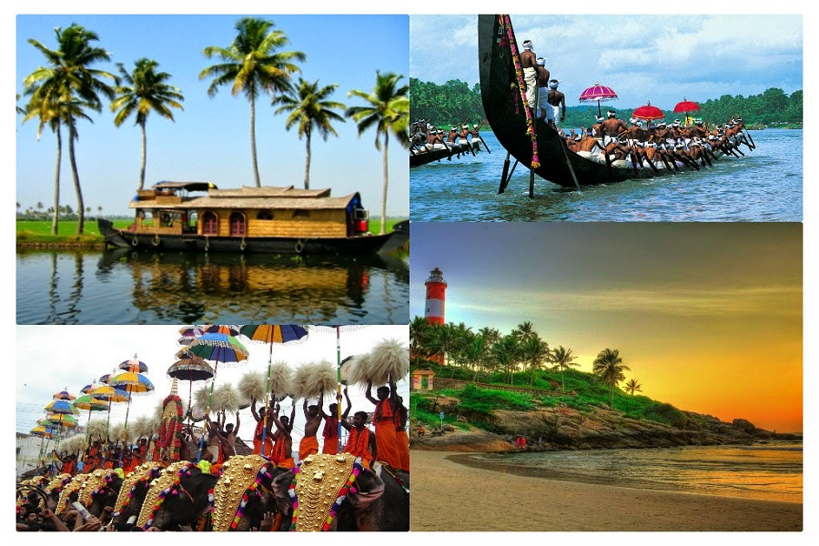COLORS OF KERALA -HONEYMOON TOUR