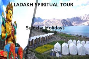 LADAKH SPIRITUAL TOUR