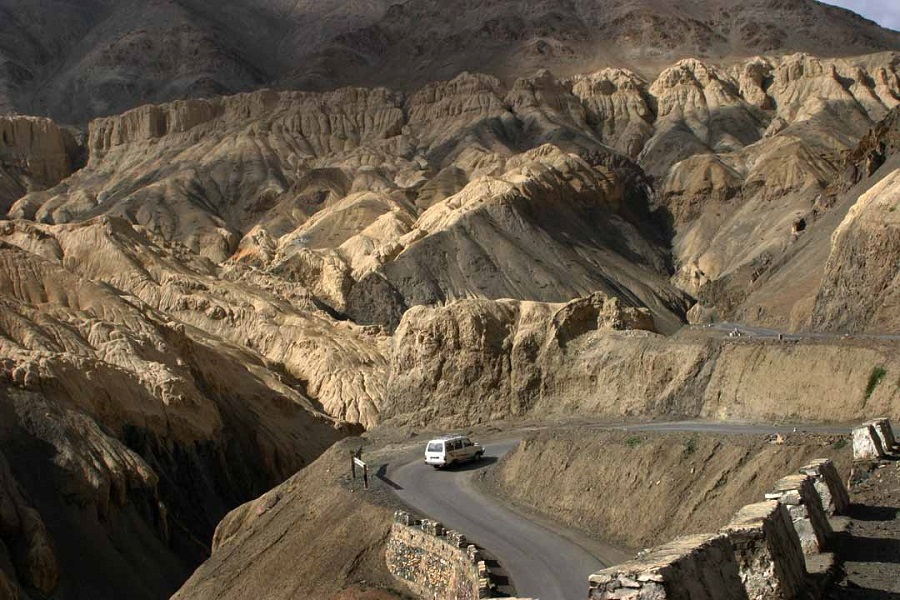 LADAKHTHE LAND OF HIGH PASSES