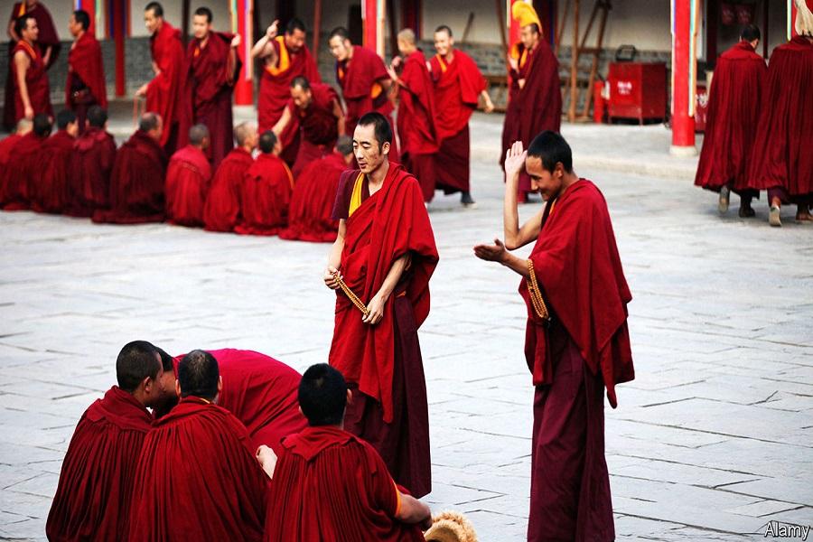 SPIRITUAL HIMALAYAN VOYAGE MONASTERY TOUR