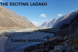 THE EXCITING LADAKH