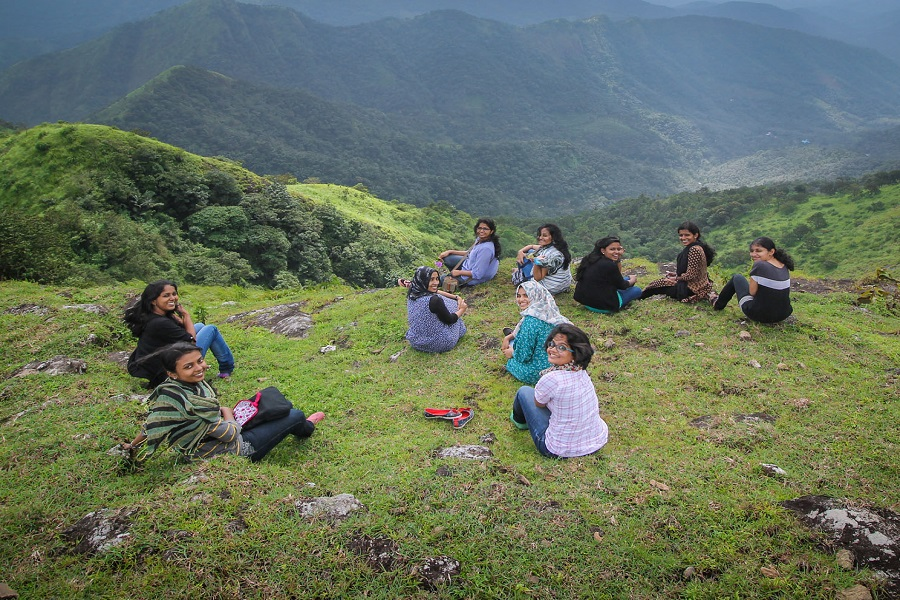 VAGAMON HONEYMOON TOUR