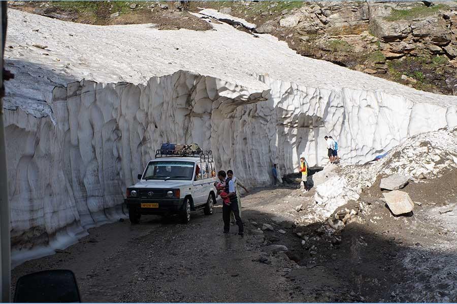 Ladakh Nubra Valley Jeep Safari Tour