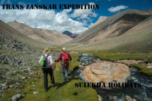 Trans Zanskar Expedition